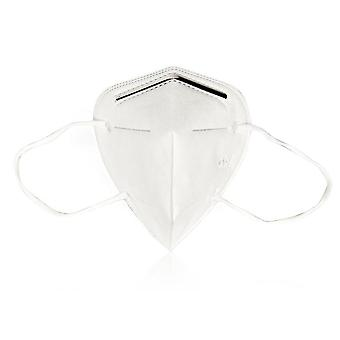 Kn95 face mask 5pcs  (white)