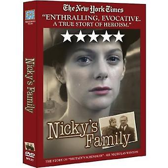 Nicky's Family [DVD] USA import