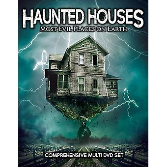Haunted Houses: Most Evil Places on Earth [DVD] USA import