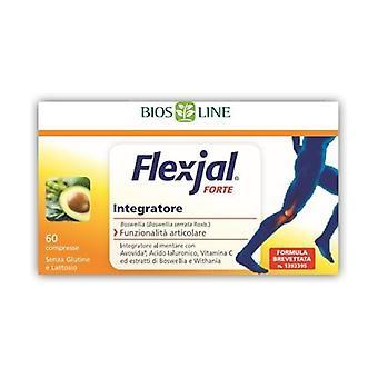 Flexjal Forte 60 tablettia