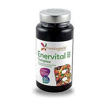 Enervital B Complex 60 capsules