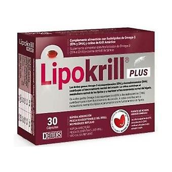 Lipokrill Plus 30 capsules