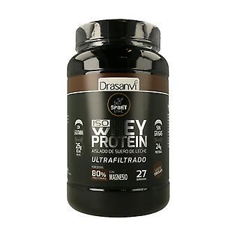 Geïsoleerde Whey Protein Sport Live Chocolade 800 g