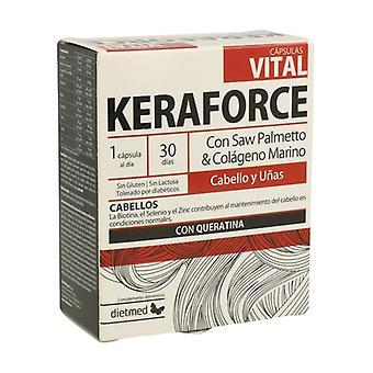 Keraforce Vital 30 capsules