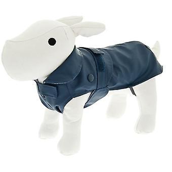 Ferribiella Classic Raincoat Blue (Dogs , Dog Clothes , Raincoats)