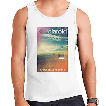 Polaroid Explore The Endless Adventure Men's Vest