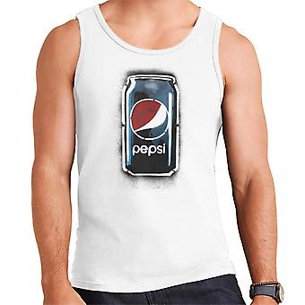 Pepsi Graffiti können Herren Weste