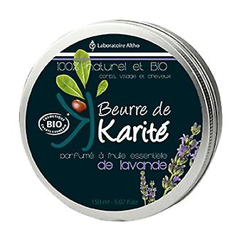 Shea butter with lavender 150 ml of cream