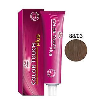 Color Touch Plus 88/03 Demi Permanent Hair Color 60 ml