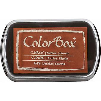 Clearsnap ColorBox Chalk Ink Full Size Harvest