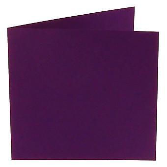 Papicolor violett Platz Doppelkarten