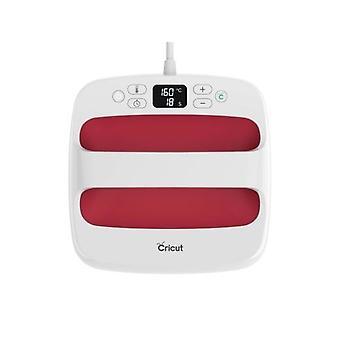 Cricut EasyPress 2 9x9 Inch Raspberry UK-Plug