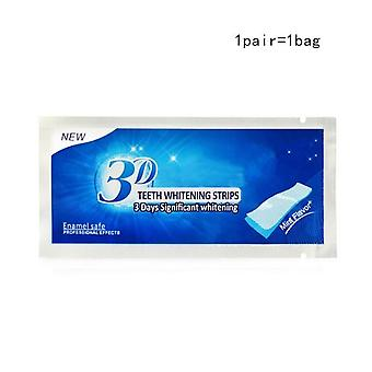 Teeth Whitening Strips Bleaching & Whitening Teeth Intensive Clean Stain Removal