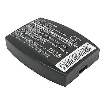 Bateria para fone de ouvido Intercom intercom sem fio 3M BAT1060 RF1060 XT-1