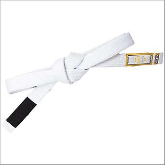 Scramble tanren v4 bjj belt  white