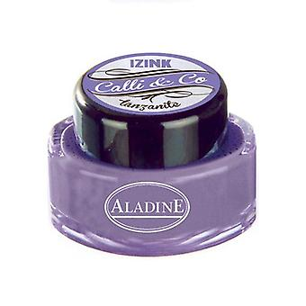 Aladine Calli & Co Blekk Tanzanite 15 ml