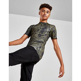 Nieuwe Supply & Demand Boys' Melt T-shirt Groen