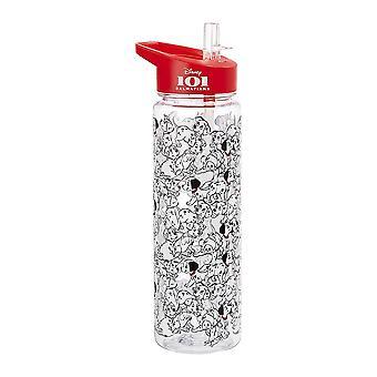 Disney 101 Dalmatians Plastic Water Bottle