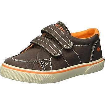 Kids Sperry Boys Halyard Low Top   Fashion Sneaker