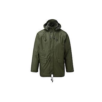 Castle Clothing Flex Lined Jacket (olive)