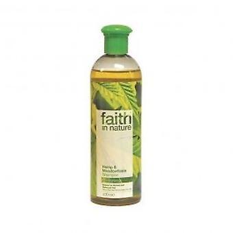 Faith In Nature - Hemp & Meadowfoam Shampoo 400ml