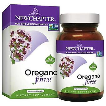 New Chapter Oregano Force, 30 Capsules de légumes liquides