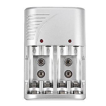 Palo C802 4 Sloty 1.2V AA AAA 9V 6F22 Li-ion Nimh Nicd nabíjačka batérií
