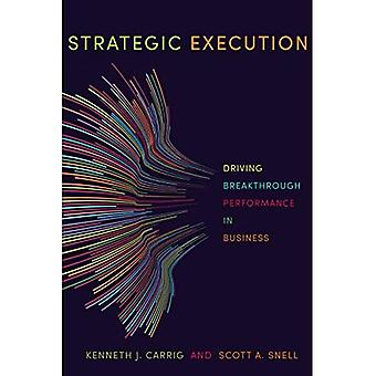 Strategic Execution: Driving� Breakthrough Performance in� Business