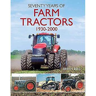 Zeventig jaar landbouwtractoren 1930-2000