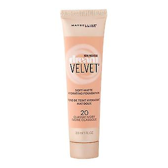 Maybelline Dream Velvet Soft Matte Foundation - Classic Ivory 20