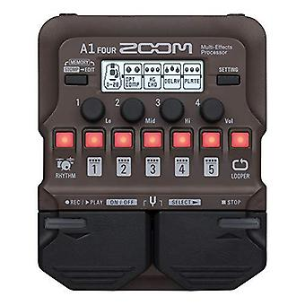 Zoom multi effect processor (a1 four)