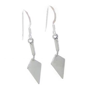 Murslev Sterling Silver Drop Örhängen .925 X 1 Par Murslever Droppar