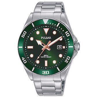 Reloj de hombre Pulsar PG8301X1, Cuarzo, 40mm, 10ATM