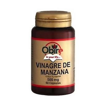 Apple vinager 60 capsules of 500mg