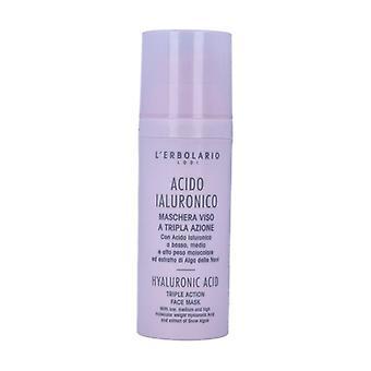 Triple Action Hyaluronic Acid Face Mask 50 ml