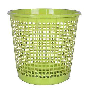 Rubbish bin Dem Office Plastic (ø 27 x 25,5 cm)
