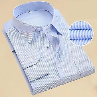 メンズ ロングスリーブ スプリング ドレス シャツ