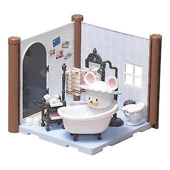 Construction kit haco bath bandai