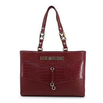 Love moschino women's shoulder bag various colours jc4292pp0bkp