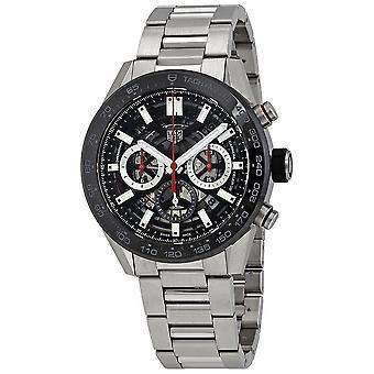 Tag Heuer Carrera Chronograph Automatic Men's Watch CBG2A10.BA0654