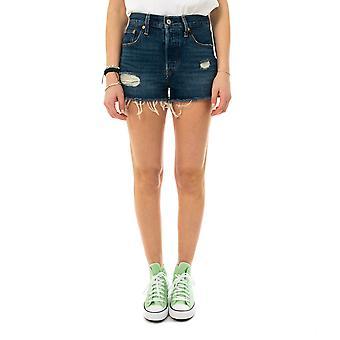 Shorts femeninos levi's 501 corto original 56327-0018