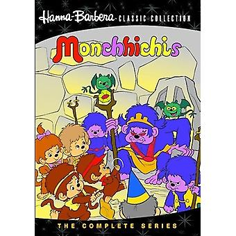 Monchhichis: The Complete Series [DVD] Usa:n tuonti