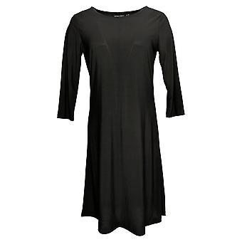 المواقف من قبل رينيه المرأة & ق اللباس العادية خزانة المحارب الأسود A308328