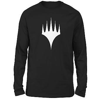 Magic The Gathering Merchandise Mens Longsleeve T-Shirt Tee Top - Black