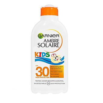 Garnier Ambre Solaire Kids High Protection Lotion SPF30 200ml