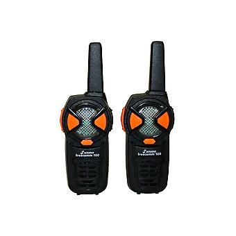 Portable PMR radio station Stabo Freecomm 100 sets with 2bc