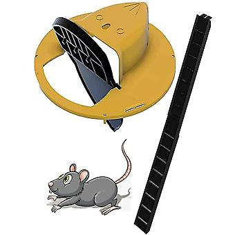 Flip N Slide Bucket Lid Mouse Rat Trap 11050