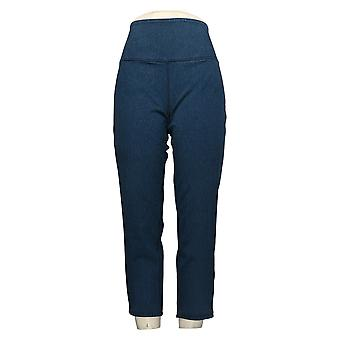 Kobiety z kontrolą Kobiety&s Petite Jeans Prime Stretch Odwracalny Niebieski A366041