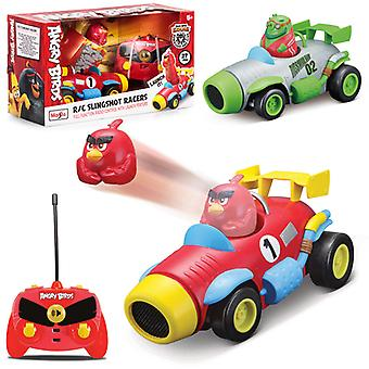 Angry Birds Slingshot Racers Radio Controlled Toy (1 At Random)