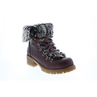 Lugz Adult Womens Adore Fur Casual Dress Boots